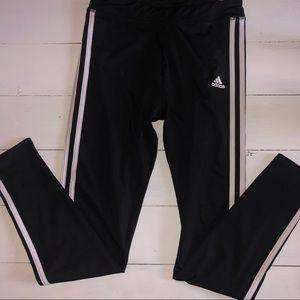 Black adidas leggings
